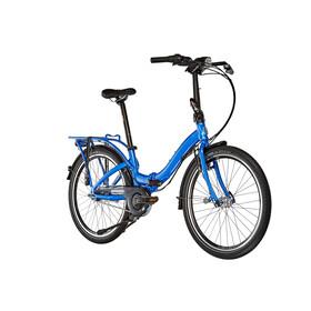 """tern Castro P7i Bicicletta pieghevole 24"""" blu"""